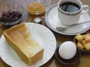 喫茶 ミウラ モーニング