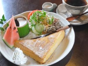 和カフェ 茶楽々(さらら)