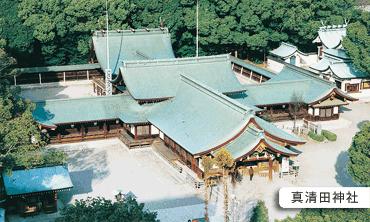 尾張一宮 真清田神社