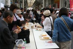 平成21年に開催した第3回モー博